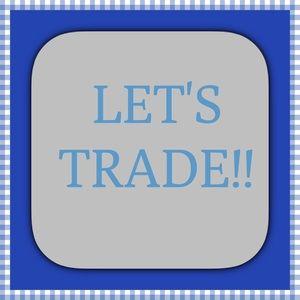 Jewelry - I love to trade!